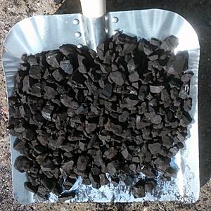 Uhlí - OŘECH II.